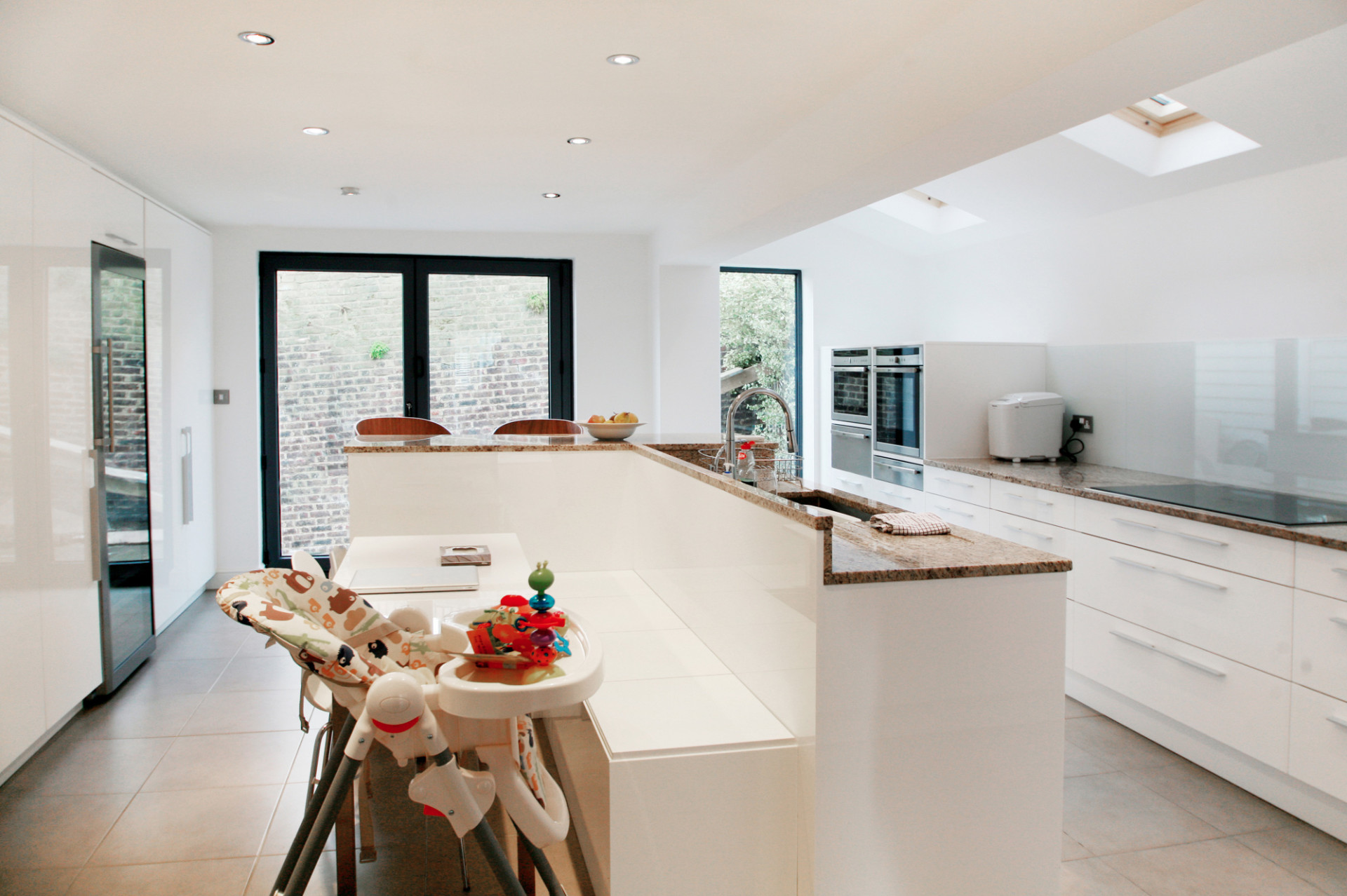 FROM KITCHENS & EXTENSIONS…